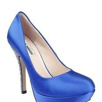 Shoes, Fashion, blue, Something blue
