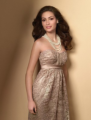 Bridesmaids, Bridesmaids Dresses, Fashion, brown, Alfred, Angelo, Cafe