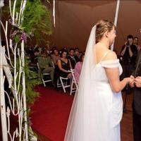 Ceremony, Flowers & Decor, white, purple, silver