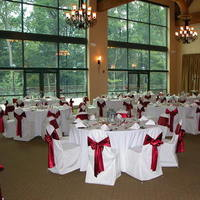 Ceremony, Reception, Flowers & Decor, Cakes, white, red, cake