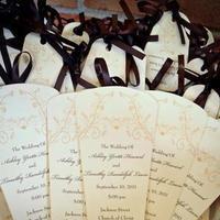 Stationery, Ceremony Programs