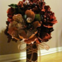 DIY, Flowers & Decor, red, Bride Bouquets, Flowers, Bouquet