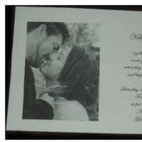 Reception, Flowers & Decor, Stationery, black, silver, Invitations, Wedding, Photo, Inspiration board, Invites