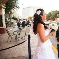 Ceremony, Flowers & Decor, First look, Dallas, Theater wedding, Lakewood theater