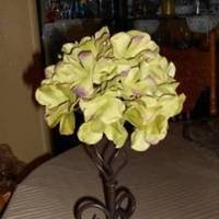 Ceremony, Reception, Flowers & Decor, green, Ceremony Flowers, Centerpieces, Flowers, Sage
