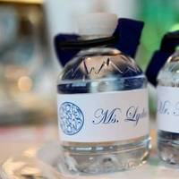 Favors & Gifts, blue, Favors