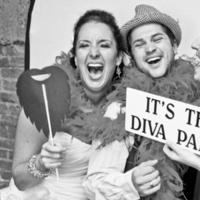 Reception, Flowers & Decor, Dallas, Theater wedding, Level two, Picflip flipbook