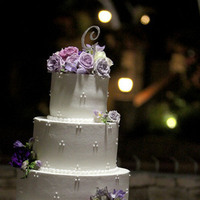 Reception, Flowers & Decor, Cakes, white, pink, purple, green, cake, Flowers, Inspiration board