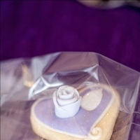 Favors & Gifts, white, purple, silver, Favors