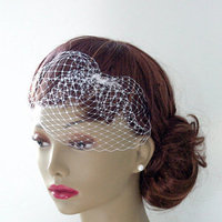 Bridal, Flower, Accessories, Fascinator, Feather, Couture, Me, Fascinate, Beauty, Feathers, Flowers & Decor
