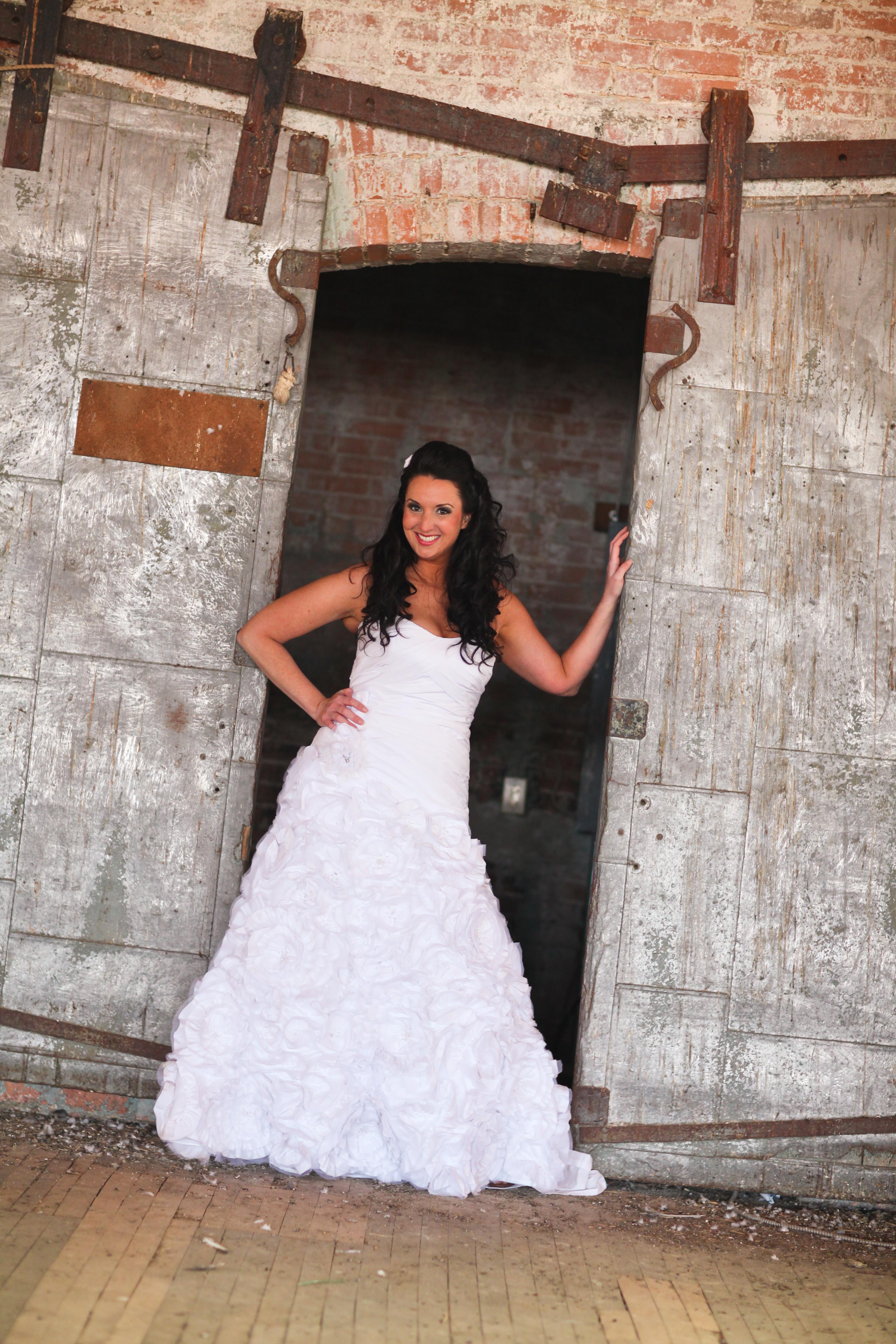 Wedding Dresses, Fashion, dress, Portraits, Bridal, Rock the dress, Thatcher photography, Mckinney cotton mill