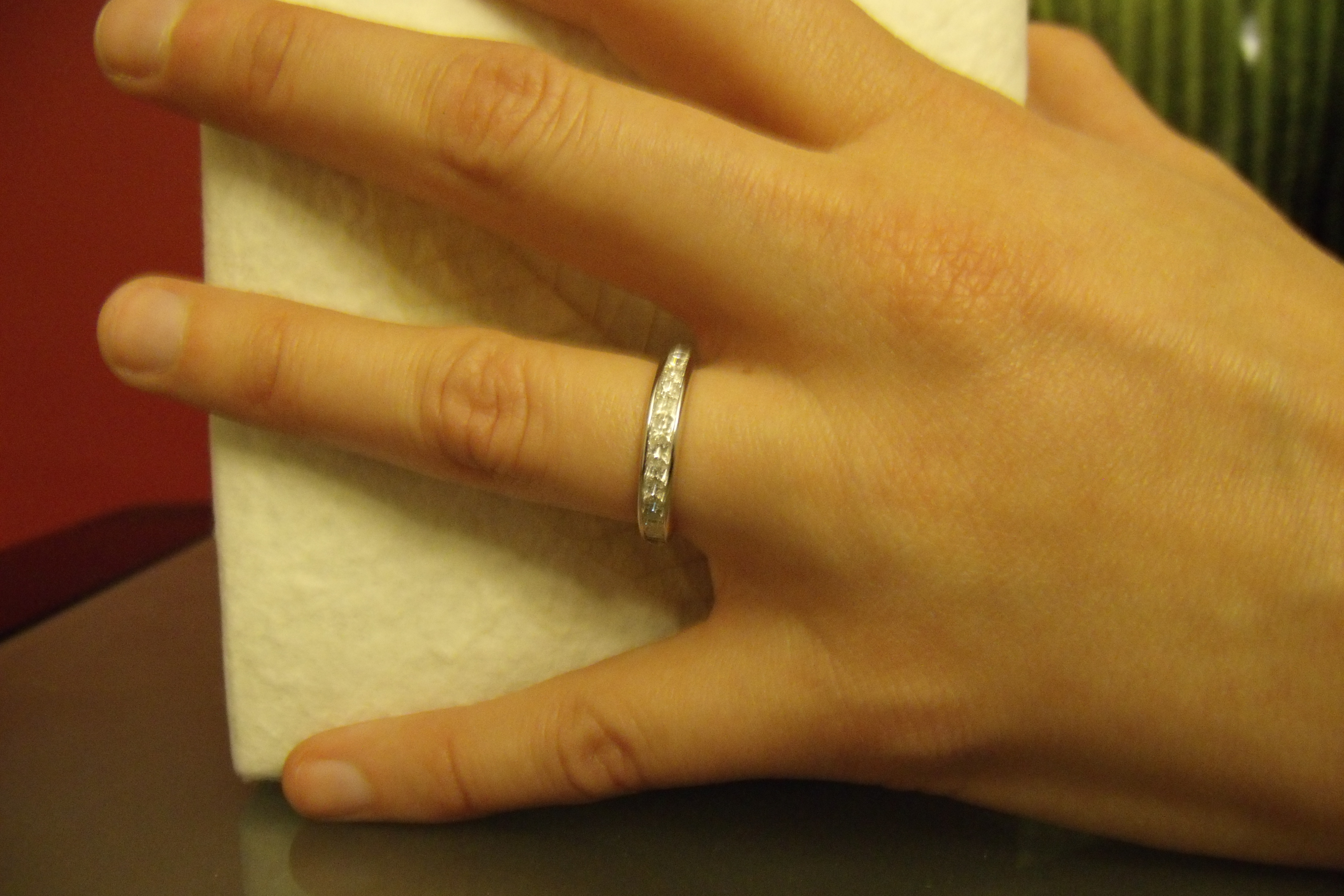 Jewelry, Wedding, Band, Womans