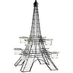 Centerpiece, Wedding, Theme, French, Tower, Eiffel, Themed, Parisian