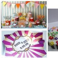 Reception, Flowers & Decor, Food
