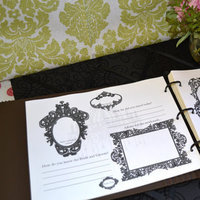 Reception, Flowers & Decor, Favors & Gifts, white, purple, black, gold, Favors, Inspiration board