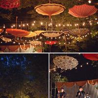 Reception, Flowers & Decor, Wedding, Circus