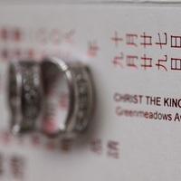 Jewelry, Stationery, orange, invitation, Invitations, Wedding, Band