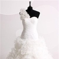 Fashion, white, Wedding, Dresses, Outerinner