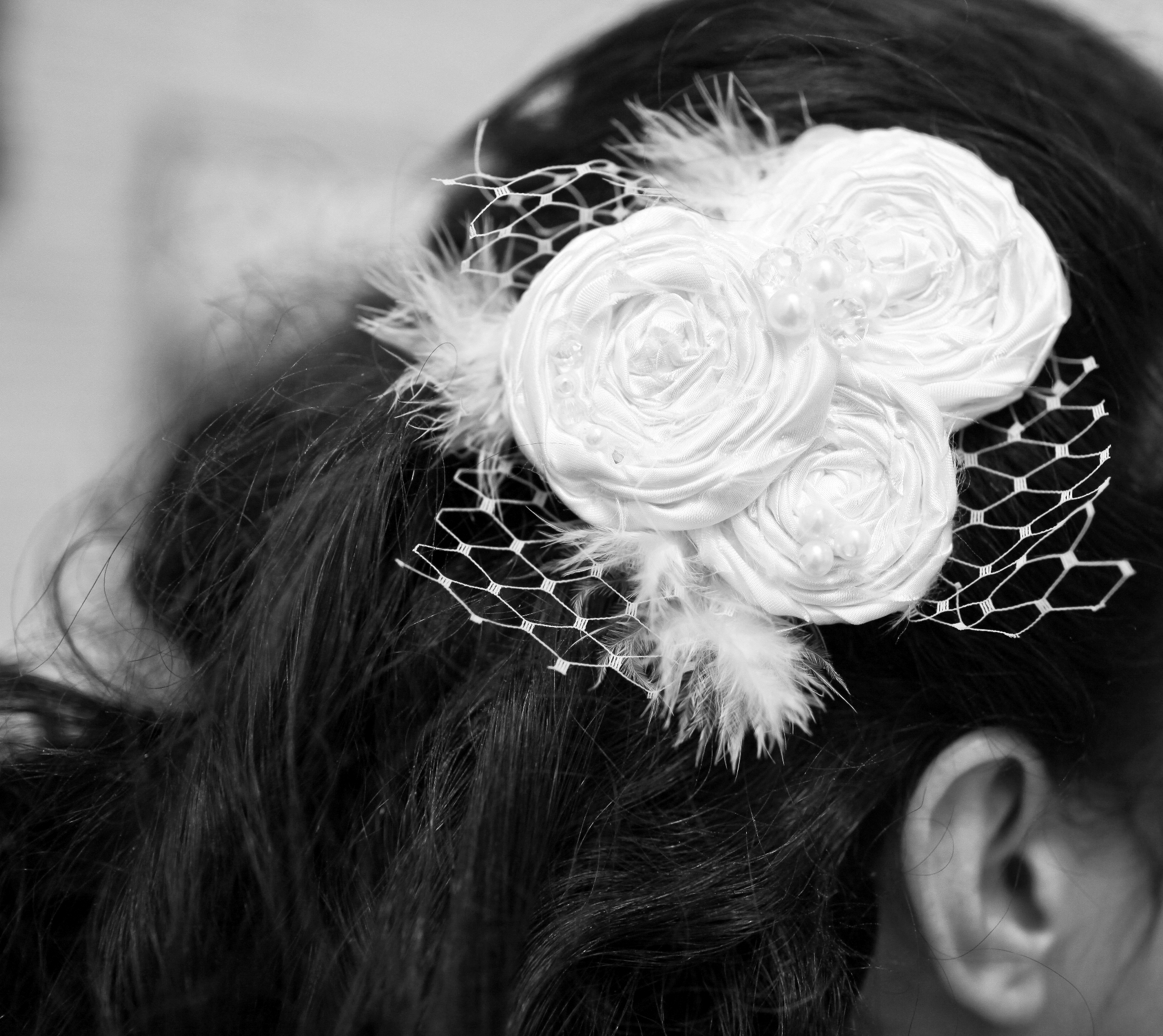 Beauty, Hair, Hairpiece, Dallas, Theater wedding