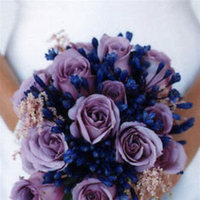 Flowers & Decor, purple, blue, Flower, Bouquet