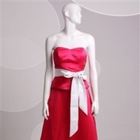 Bridesmaids, Bridesmaids Dresses, Bridesmaid Dresses, Fashion, red, Wedding, Outerinner