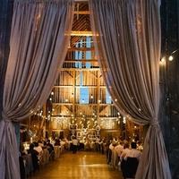 Reception, Flowers & Decor, silver, Grey, Curtains, Cozy