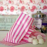 Favors & Gifts, white, pink, Favors