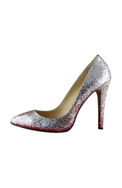 Shoes, Fashion, silver, Wedding, wedding shoes