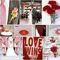white, red, Color, Heart, Pin, Stripe