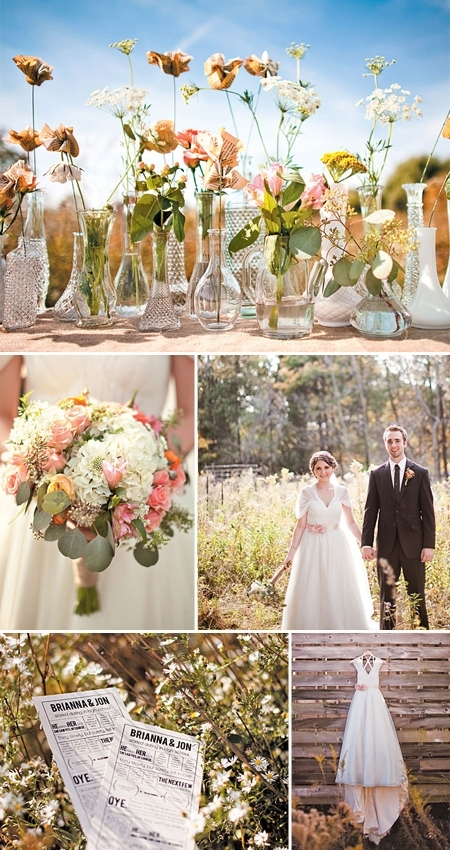 Flowers & Decor, Rustic, Flowers, Vases