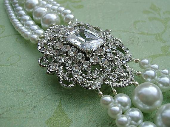 Jewelry, white, Bracelets, Bracelet