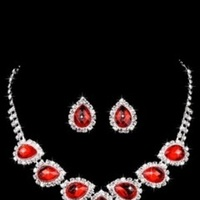 Jewelry, red, Wedding, Wedding jewelry, Outerinner