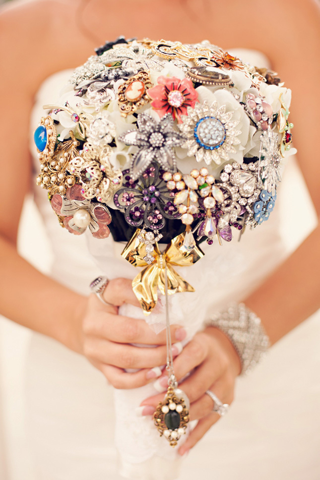 Jewelry, Brooches, Bouquet, Brooch