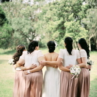 Bridesmaids, Bridesmaids Dresses, Fashion, pink, Jess brendan