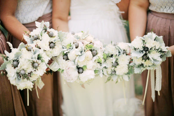 Romantic, Bouquets, Pretty, Soft, Palette, Jess brendan