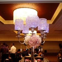 Reception, Flowers & Decor, pink, black, Flowers