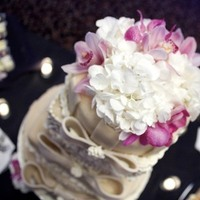 Flowers & Decor, Cakes, pink, cake, Flowers