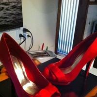 Bridesmaids, Bridesmaids Dresses, Shoes, Fashion, red