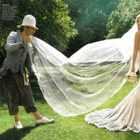 Wedding Dresses, Veils, Fashion, dress, Veil