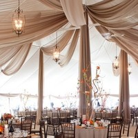Reception, Flowers & Decor, Tent