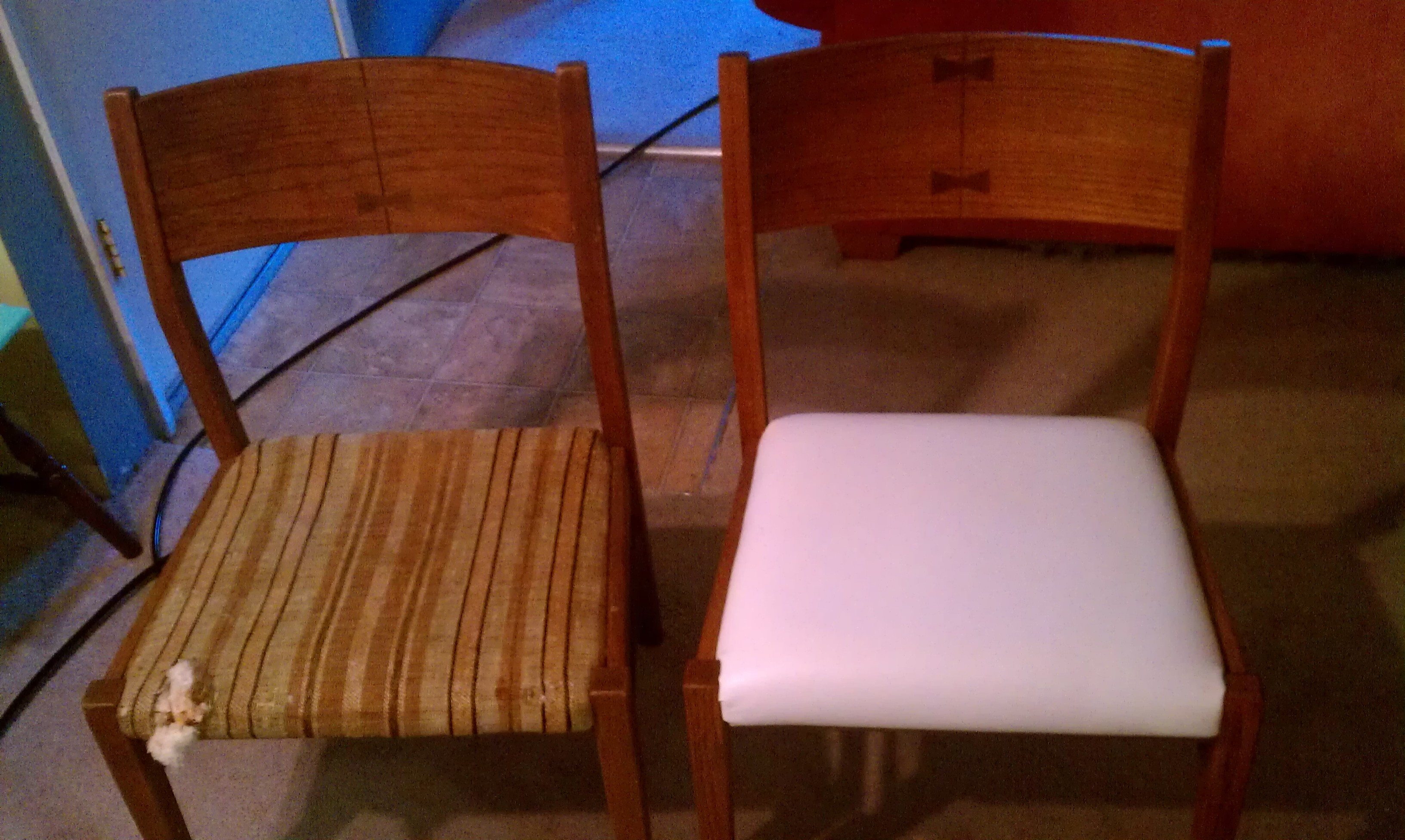 white, yellow, orange, red, brown, Chair, Upholstery