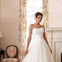 Wedding Dresses, Fashion, dress, David tutera for mon cheri