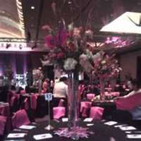 Reception, Flowers & Decor, purple, black, Lighting, Inspiration board