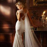 Ceremony, Flowers & Decor, Wedding Dresses, Fashion, white, dress, Wedding, 2
