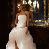 Wedding Dresses, Cakes, Fashion, white, cake, dress, 3, Weding