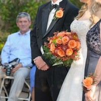 Ceremony, Flowers & Decor, Ceremony Flowers, Fall, Flowers, Fall Wedding Flowers & Decor