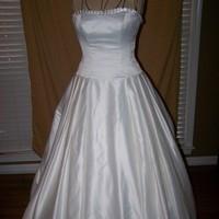 Wedding Dresses, Fashion, dress, Front
