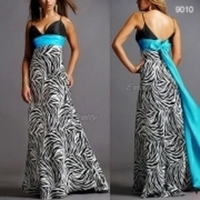 Bridesmaids, Bridesmaids Dresses, Fashion, blue, Turquoise, Zebra print