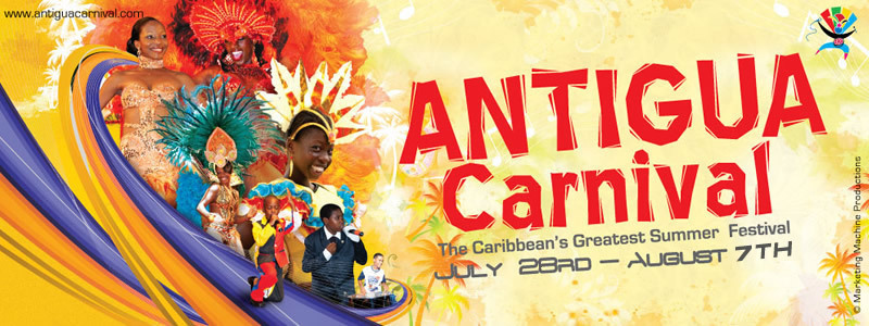 Carnival, 2012, Antigua activities