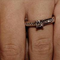 Wedding Rings<3